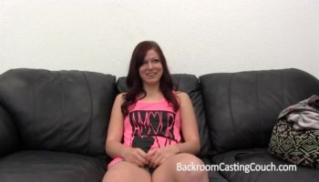 Adorable teenage babe is ready for wild dick riding session