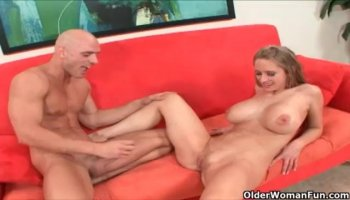 Big tits chick Ava Campos anal try out and caught on cam