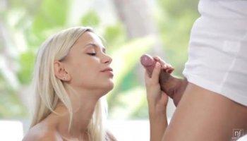 Black Girl Sucking A Big Cock