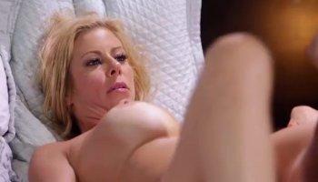 Callie Calypso & Holly Halston & Bruno Dickemz in My First Sex Teacher