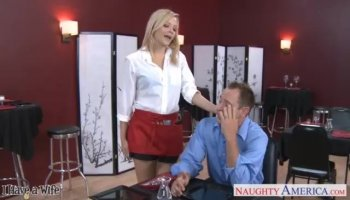 Kathia Nobili enjoys dominating over her sexy slave Alysa and her body